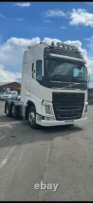Volvo Fh500 XL Globetrotter Tractor Unit
