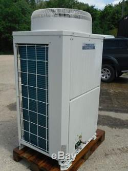 Vrf Air Conditioning, Mitsubishi City Multi 4 X Cassettes 40 Kw, Installed